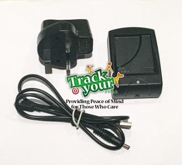 Replacement Base Unit Charger plus USB Cable for TY013 GPS Tracker