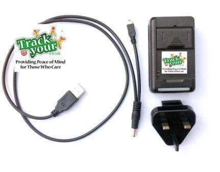 TY102-2 1000mAh usb cable wall charger universal 3 / 2 pin plug