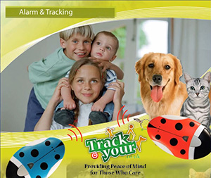 Guardian Angel Monitors for People Pets & Possessions