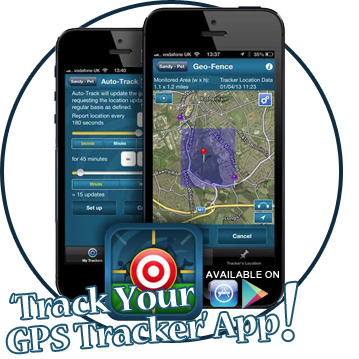 Track Your Xexun GPS GPRS GSM Tracker App for iPhone & Android Smartphones