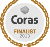 Coras Business Event of the Year Finalist Crest