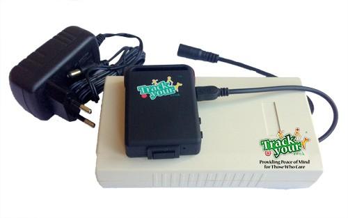 30 Day External GPS Tracker Battery + TY102-2