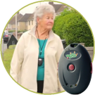 Dementia GPS Tracker With 2-Way Talk / SOS / Geo-Fence & Fall Alert TY107