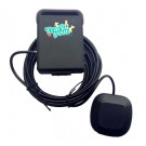 Industrial Equipment / Machinery / Vehicle GPS Tracker with External GPS Antenna TY102-2