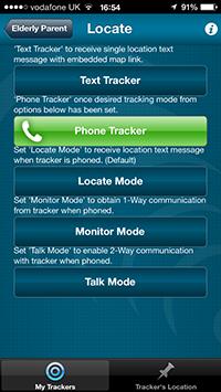 Dementia-GPS-Tracker-App-TY107-Locate-Commands