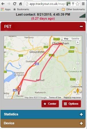 Track-My-GPS-Tracker-Web-Interface-TY013-Location-Pet