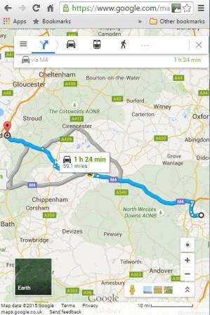 Track-My-Dog-GPS-Tracker-Web-Interface-TY013-Navigation